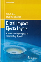 Kniha Dispal Impact Ejecta Layers