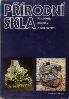 Kniha Přírodní skla