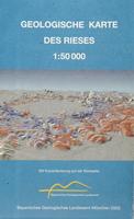 Kniha Geologische Karte