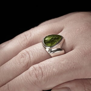 Prsteny s vltavíny